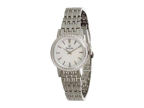 Ceasuri Bulova - Ladies Diamond - 96R164 - White