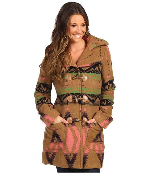 Jachete DEPT - Navajo Blanket Coat - Warm Camel