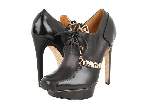 Pantofi L.A.M.B. - Doroata - Black/White