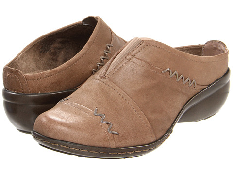 Sandale Easy Spirit - Poppin - Medium Taupe Leather