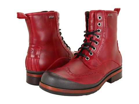 Ghete UGG - Branton - Crimson Leather