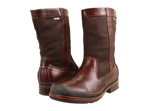 Ghete UGG - Corbitt - Chestnut Leather