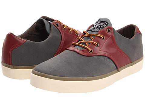 Adidasi Quiksilver - RF2 \12 - Dark Grey/Dark Red