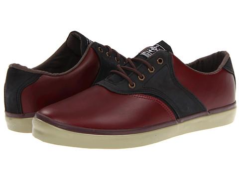 Adidasi Quiksilver - RF2 \12 - Dark Red/Black/Tan
