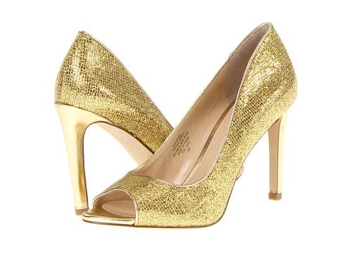 Pantofi Enzo Angiolini - Vitizzo - Gold Multi Fabric