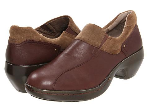Pantofi Easy Spirit - Cevedo - Dark Brown Leather