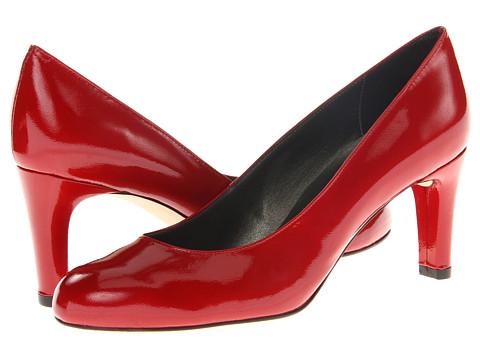Pantofi Vaneli - Udex - Red Smack Patent