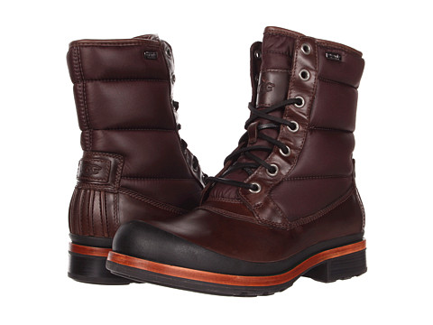 Ghete UGG - Hamric - Grizzly Leather