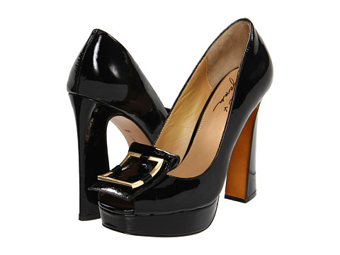 Pantofi Badgley Mischka - Mark & James Eilene - Black Patent