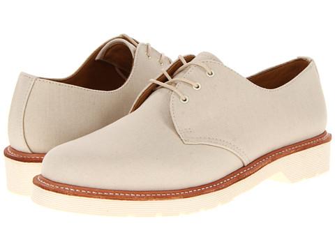 Pantofi Dr. Martens - Lester 3-Tie Shoe - Porcelain