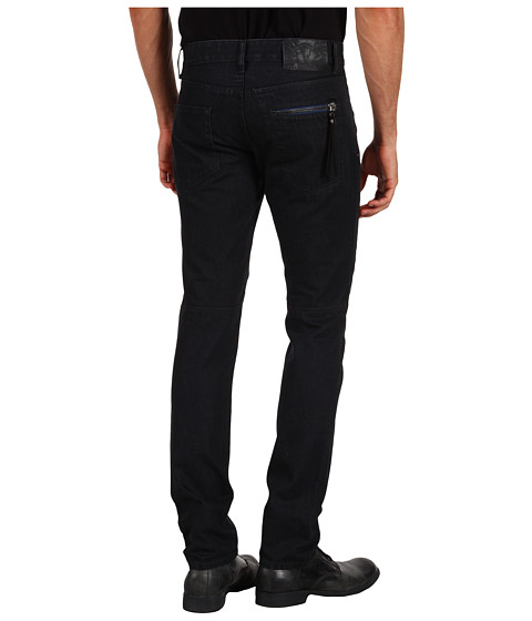 Blugi Just Cavalli - Spotted Jean - Black