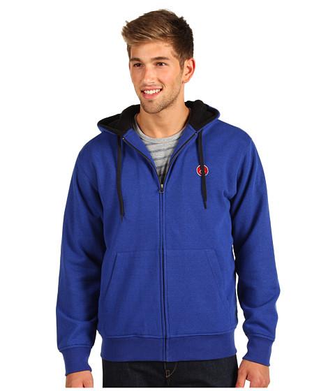 Bluze Volcom - EDS Lined Hoodie - Bold Blue