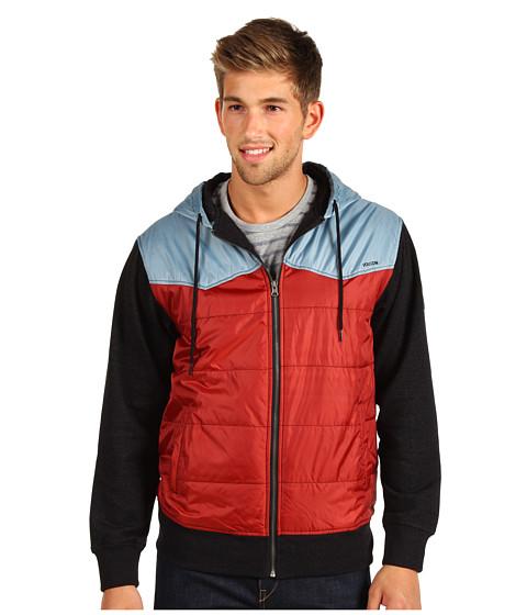 Hanorace Volcom - Cane Lined Jacket - Orange Red