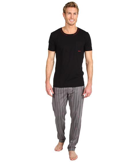 Lenjerie Diesel - Jade Pajama Set IXJ - Grey