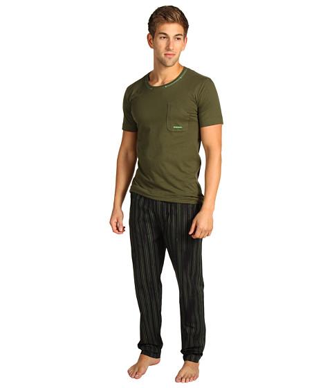 Lenjerie Diesel - Jade Pajama Set IXJ - Olive Green