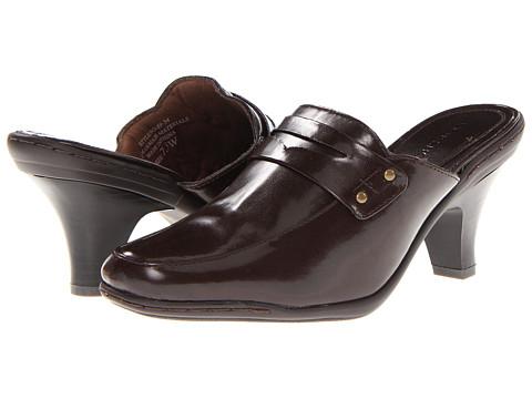 Pantofi Annie - Arden - Brown Smooth