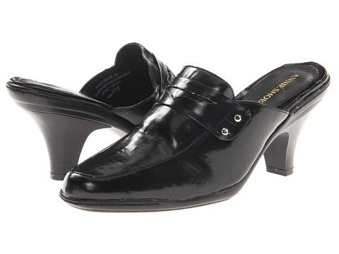 Pantofi Annie - Arden - Black Smooth
