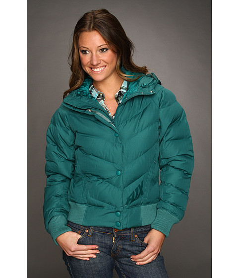 Bluze Fox - Sallye Jacket - Emerald