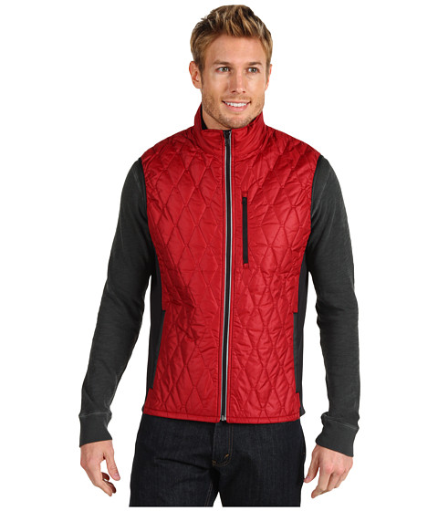 Jachete Victorinox - Glarus Insulated Vest - Dark Red