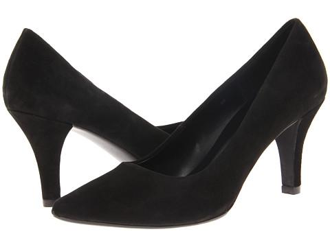 Pantofi Fitzwell - Dyana Pump - Black Suede