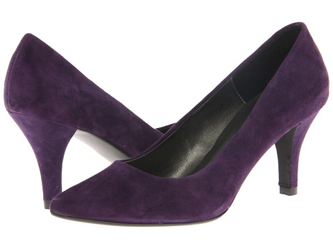 Pantofi Fitzwell - Dyana Pump - Eggplant Suede