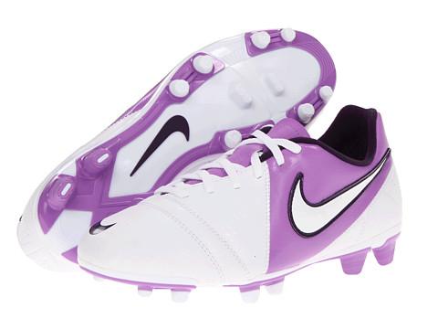 Adidasi Nike - CTR360 Enganche III FG - White/Atomic Purple/Grand Purple/White