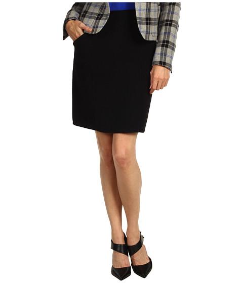 Fuste Theory - Nuria Divide Skirt - Black
