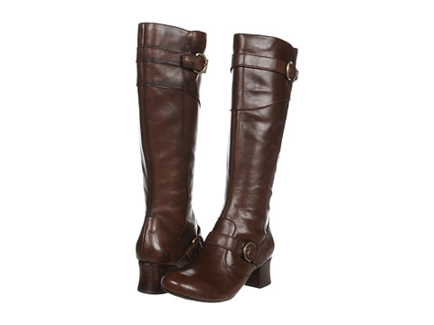 Cizme Born - Aggie - Walnut Leather
