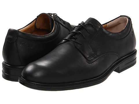 Pantofi Clarks - Millbrook Avenue - Black Leather