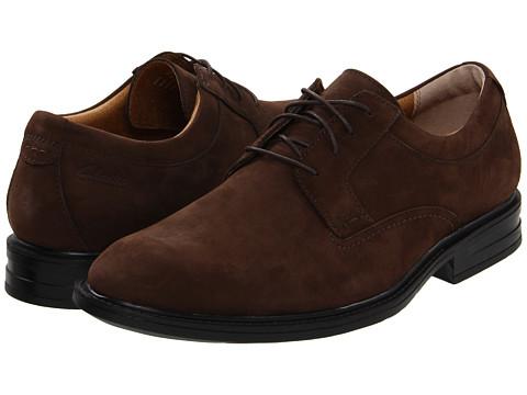 Pantofi Clarks - Millbrook Avenue - Brown Nubuck