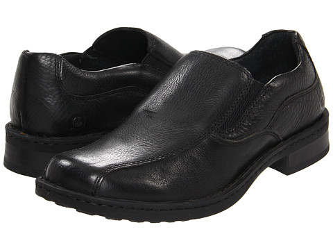 Pantofi Born - Chatman II - Black Full-Grain Leather