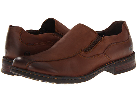 Pantofi Born - Chatman II - Chestnut Full-Grain Leather