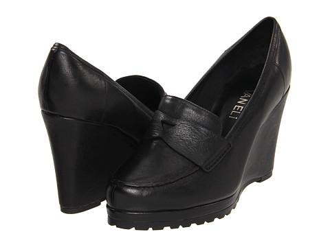 Pantofi Vaneli - Jamelia - Black Scramble