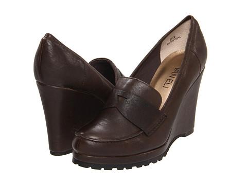 Pantofi Vaneli - Jamelia - Taupe Scramble