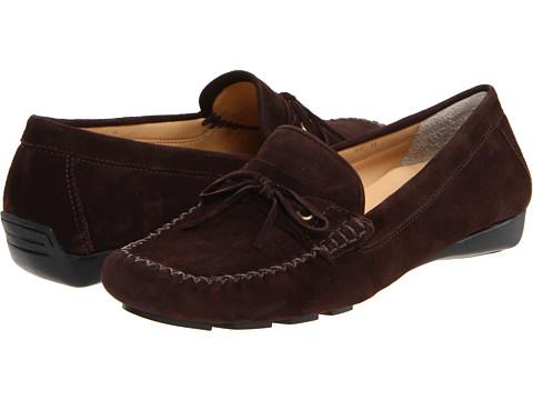 Pantofi Vaneli - Rogan - T-Moro Suede