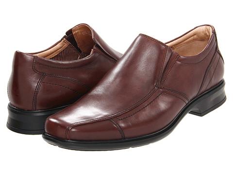 Pantofi Clarks - Verro Genuine - Brown Leather