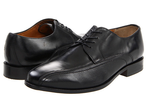 Pantofi Bostonian - Ricardo Run Off - Black Tumbled