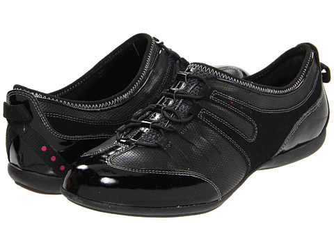 Adidasi Privo by Clarks - Pursuit Happiness - Black/BlackPatent