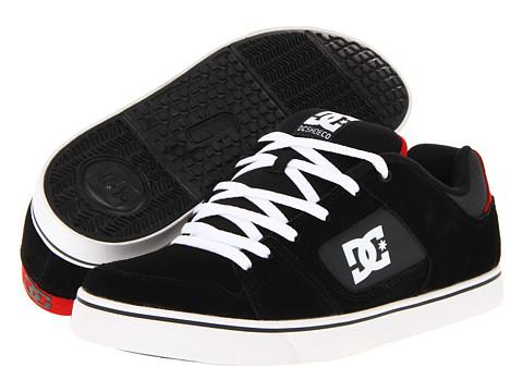 Adidasi DC - Blitz - Black/Dark Grey/Athletic Red