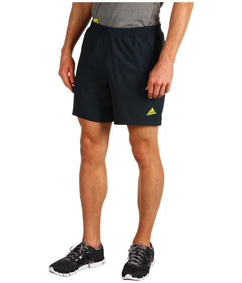 "Pantaloni adidas - supernova⢠NX 7\"" Short - Tech Onix/Lab Lime"