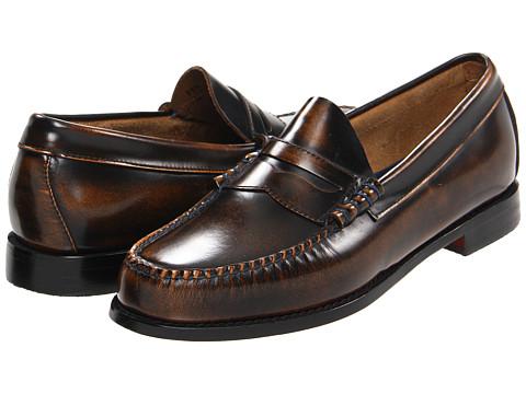 Pantofi Bass - Larson 2 - Brown Camaleon Leather