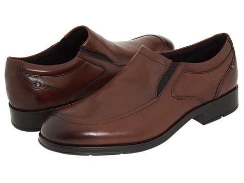 Pantofi Rockport - Alpenglow - Chili Full-Grain Leather