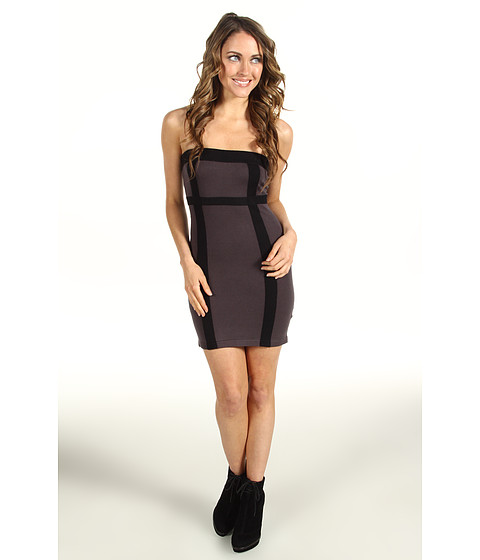 Rochii Gabriella Rocha - Renee Dress - Charcoal/Black