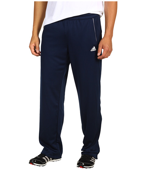 Pantaloni adidas - Tennis Essentials Warm-Up Pant - Collegiate Navy/White