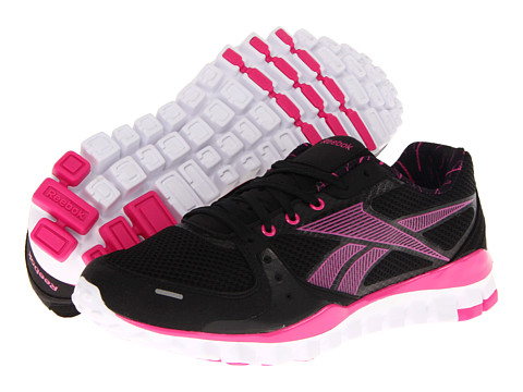 Adidasi Reebok - RealFlex Transition - Pink Ribbon/Black/Dynamic Pink/White