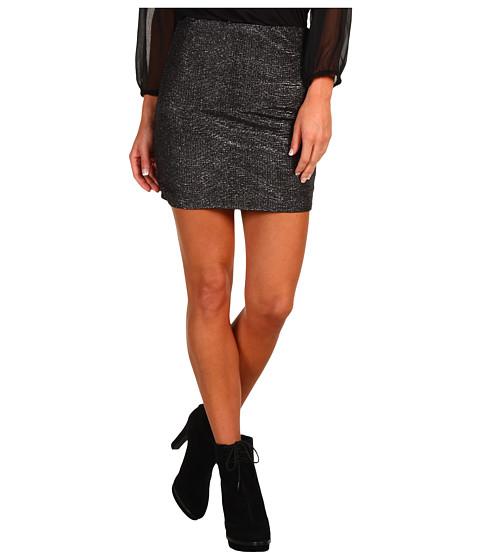 Pantaloni BCBGeneration - Shimmer Pullover Skirt - Gunmetal