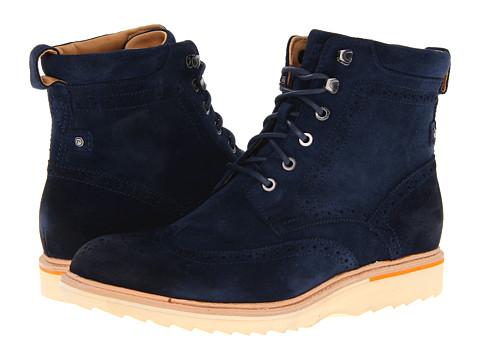Ghete Rockport - Union Street Wing Boot - Dress Blue