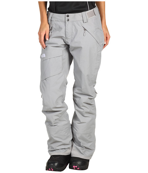 Pantaloni The North Face - Freedom LRBC Insulated Pant - Metallic Silver