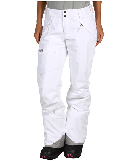 Pantaloni The North Face - Freedom LRBC Insulated Pant - TNF White