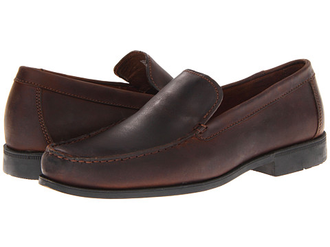 Pantofi Sebago - Back Bay Moc - Dark Brown